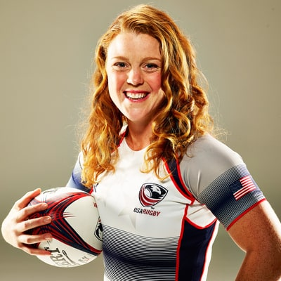Olympic Hopeful Alev Kelter: Rugby is 'Safer Than Everything I've Played'