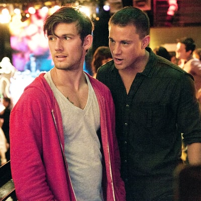 Alex Pettyfer Confirms Feud With Channing Tatum: He