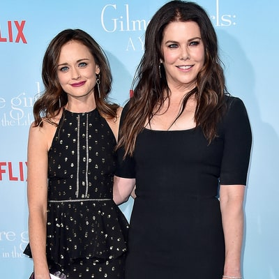 'Gilmore Girls' Stars Hint at the Last Four Words Spoken in the Netflix Revival: See What They Said