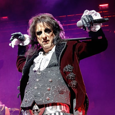 Alice Cooper Discovers Andy Warhol Classic in Storage Locker