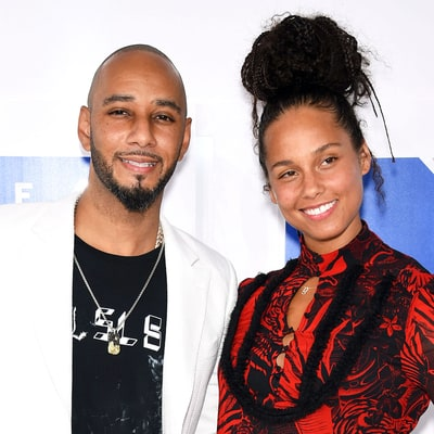 Swizz Beatz Defends Alicia Keys' No-Makeup Stance to Haters: It's 'Not Your Face'!