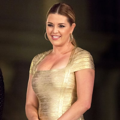 Former Miss Universe Alicia Machado (a.k.a. Trump's Nemesis) Stuns at Metropolitan Fashion Week