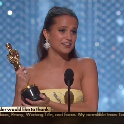 Oscars 2016 'Thank You' Scroll Introduced During Awards Show: Love It or Hate It?