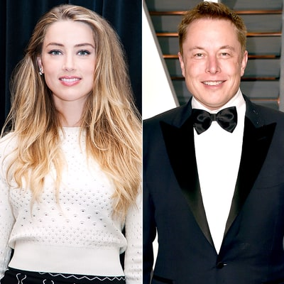 Amber Heard Is Getting Close to Billionaire Elon Musk After Johnny Depp Split: Details