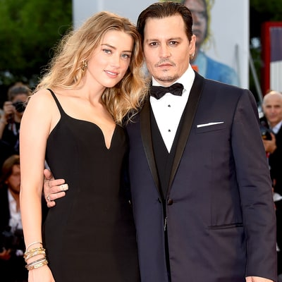 Johnny Depp's Romantic History: Amber Heard, Winona Ryder, Kate Moss and More