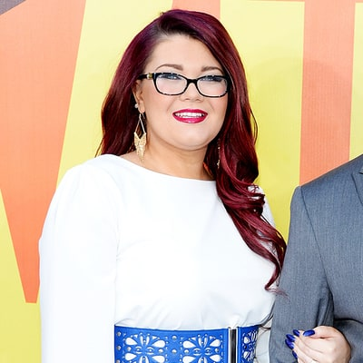 Teen Mom OG's Amber Portwood Claps Back at Haters Who Criticized Her Post-Surgery Boobs: 'Shut the F--k Up!'