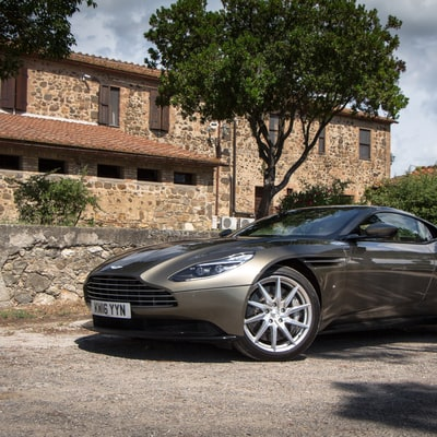 2017 Aston Martin DB11: An Aston Made for Road Trips