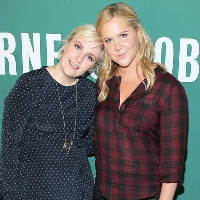 Lena Dunham Slammed for Chat With Amy Schumer, Suggesting Odell Beckham Jr. Rejected Her