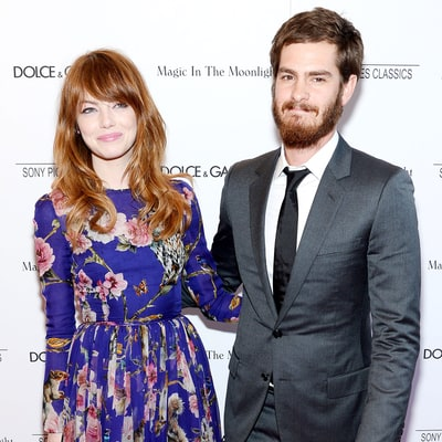 Andrew Garfield's Desert Island Pick Would Be Ex-Girlfriend Emma Stone: 'I Love Emma'