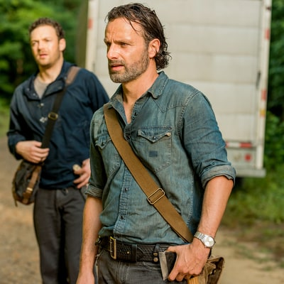 Andrew Lincoln on The Walking Dead's Midseason Finale, Daryl, Negan and More