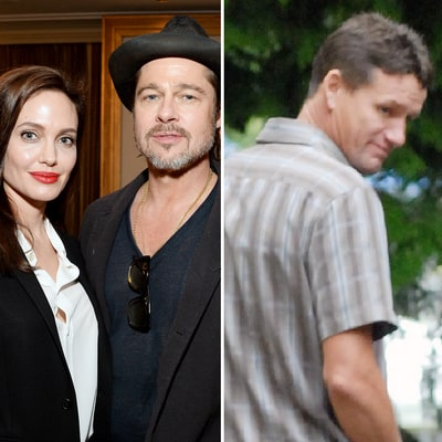 Brad Pitt and Angelina Jolie's Former Bodyguard Claims He Practically 'Fathered' the Children