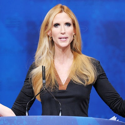 Ann Coulter Faces Backlash for Calling DNC Speaker Khizr Khan 'an Angry Muslim With a Thick Accent'