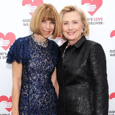 Anna Wintour Is Giving Hillary Clinton Fashion Advice on Campaign