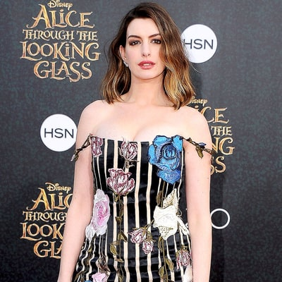 Anne Hathaway's Not Worried About Post-Baby Weight Loss and Other Moms Shouldn't Be Either