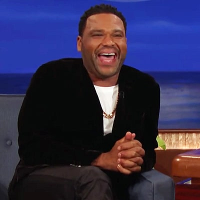 'Blackish' Star Anthony Anderson: My Mom Taught Me How to Perform Oral Sex
