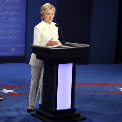 Watch Third Presidential Debate Between Hillary Clinton, Donald Trump