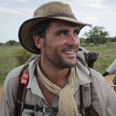 'Walking the Himalayas': Levison Wood's Adventures in Afghanistan