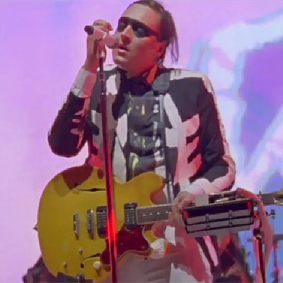 Watch Arcade Fire's Cathartic Live 'Rebellion' From New DVD Set