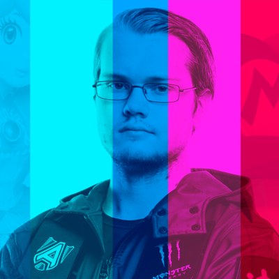 How Adam 'Armada' Lindgren Became the World's Best 'Smash Bros.' Player