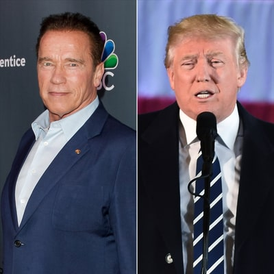 Arnold Schwarzenegger Wants Donald Trump to Be a Guest Advisor on 'Celebrity Apprentice'