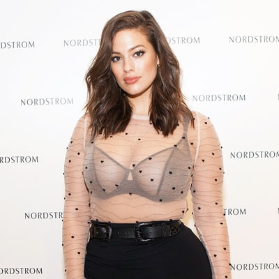 Ashley Graham Goes 50 Shades of Sexy to Help You Choose Valentine's Lingerie Christian Grey Would Love