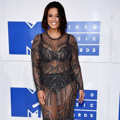 Ashley Graham Chops Inches Off for a Short Bob Hairstyle for the 2016 MTV VMAs
