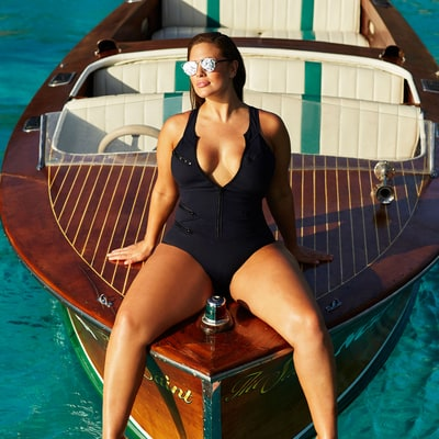 Ashley Graham's Five Tips for Finding the Perfect Swimsuit