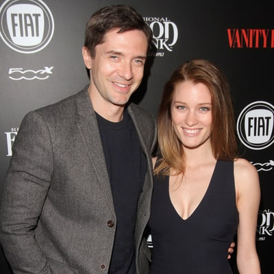 Topher Grace Marries Ashley Hinshaw in Romantic Ceremony in California
