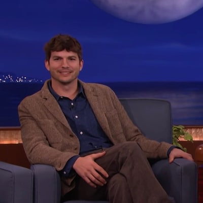 Ashton Kutcher Wanted to Name His Baby Boy Hawkeye, But Mila Kunis Said No