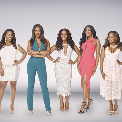 'Real Housewives of Atlanta' Recap: Matt Jordan Vandalizes Kenya Moore's Home (Again), Marlo Hampton Calls Kenya a 'Bitch'