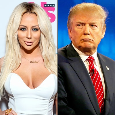 Aubrey O'Day Shared Cryptic Tweet Before Donald Trump Won Election: 'My Story I Didn't Tell Is Worth Millions Now'