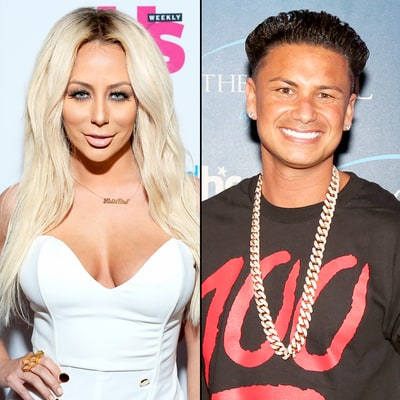 Aubrey O'Day Is Dating Pauly D: He 'Taught Me How to Lighten Up and Enjoy Life'