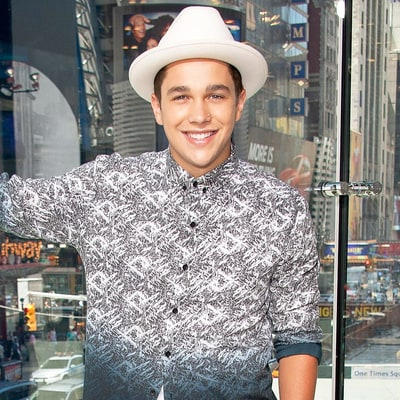 Austin Mahone Drops This Is Not the Album Ahead of Debut Record — and There's a Song About Ex Becky G!