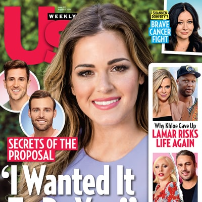 JoJo Fletcher Tells Runner-Up 'I Wanted It to Be You' on 'Bachelorette' Finale
