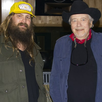 Bobby Bare Enlists Chris Stapleton for 'Detroit City' Duet