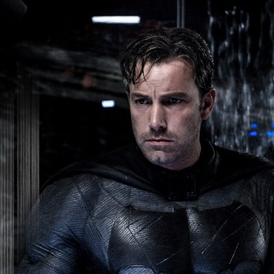 How Ben Affleck Got Big For Batman