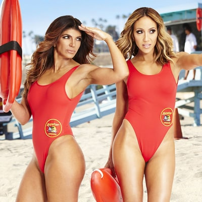 Teresa Giudice and Melissa Gorga Spill Their Workout Secrets