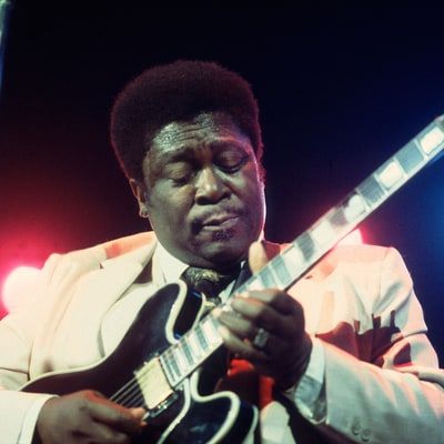 Slash, Derek Trucks Set for Grammy Foundation B.B. King Tribute