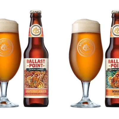 Which IPA Is Better: Grapefruit Sculpin or Regular Sculpin?