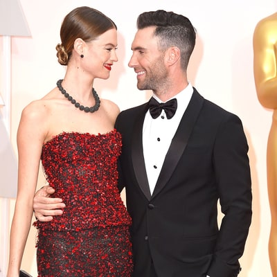 Adam Levine and Behati Prinsloo's Sexiest, Sweetest Moments