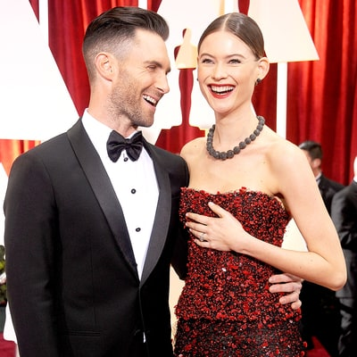 Behati Prinsloo, Adam Levine Welcome Daughter Dusty Rose: 'Everything Went Well and the Baby Is Beautiful'