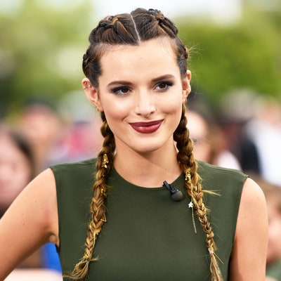 Bella Thorne: My Zits Are 'Beautiful'