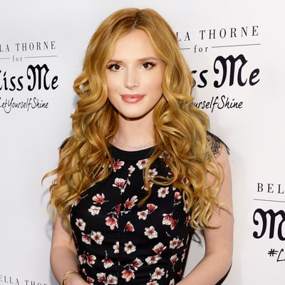 Bella Thorne Reveals the Hair Color She Might Try Next!