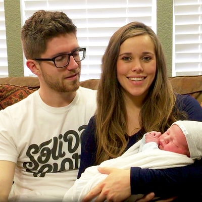 Jessa Duggar, Ben Seewald Gush Over Newborn Son: 'We Are So Excited'
