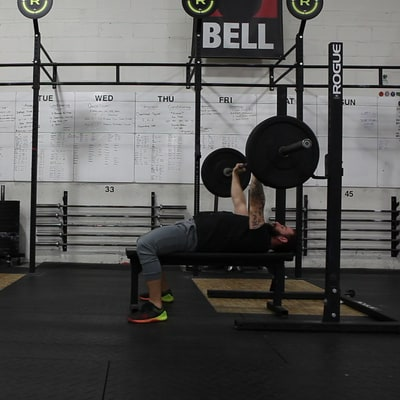Getting Fit From Scratch: Mastering the Bench Press