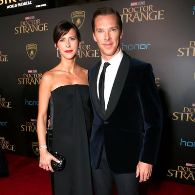 Benedict Cumberbatch, Sophie Hunter Expecting Their Second Child