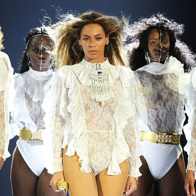 See Beyonce's Sasha-Fierce 'Formation' Tour Outfits