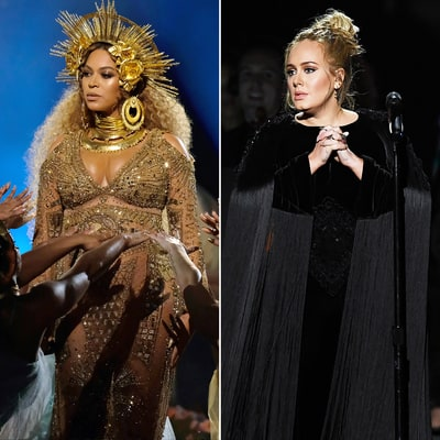 Pregnant Beyonce Slays, Adele Stops the Show and More Top Moments From the 2017 Grammys: Watch