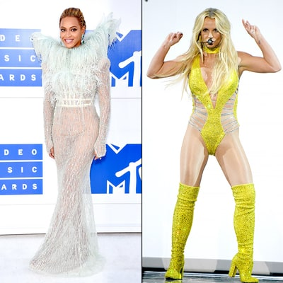 The Best Memes From the 2016 MTV VMAs Include Beyonce as Feather Duster, Britney Spears as Borat