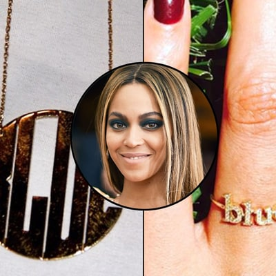 Stars' Sweet Personalized Jewelry